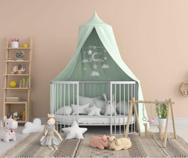 akcesoria do pokoju dziecięcego